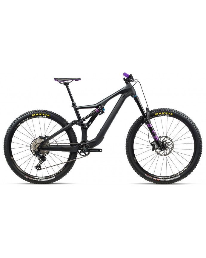 Orbea Rallon M20 Matt Black Purple/Black Gloss