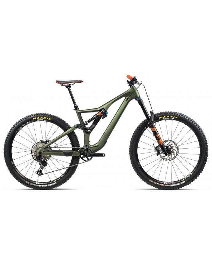 Orbea Rallon M20 Matt Green/Gloss Orange
