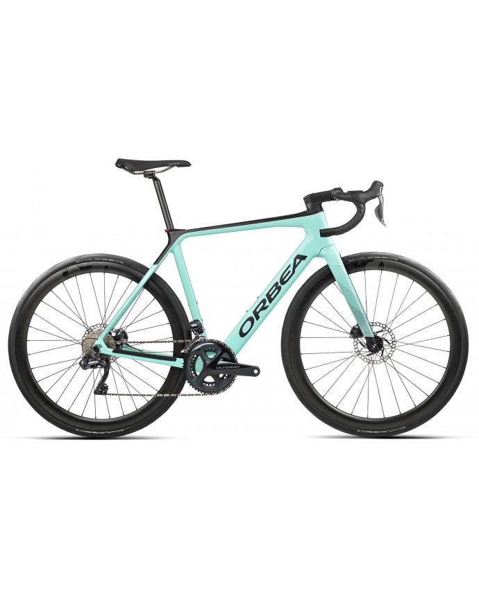 Orbea Gain M20i Gloss Ice Green/Matt Black