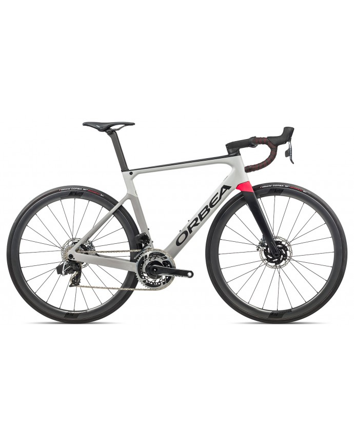 Orbea Orca M11eLTD Grey/Gloss Red