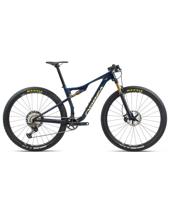 Orbea Oiz M PRO Blue Carbon/Golden