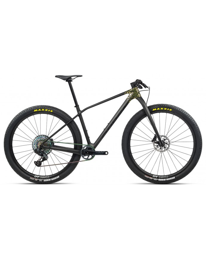 Orbea Alma M LTD Carbon/Matt Golden