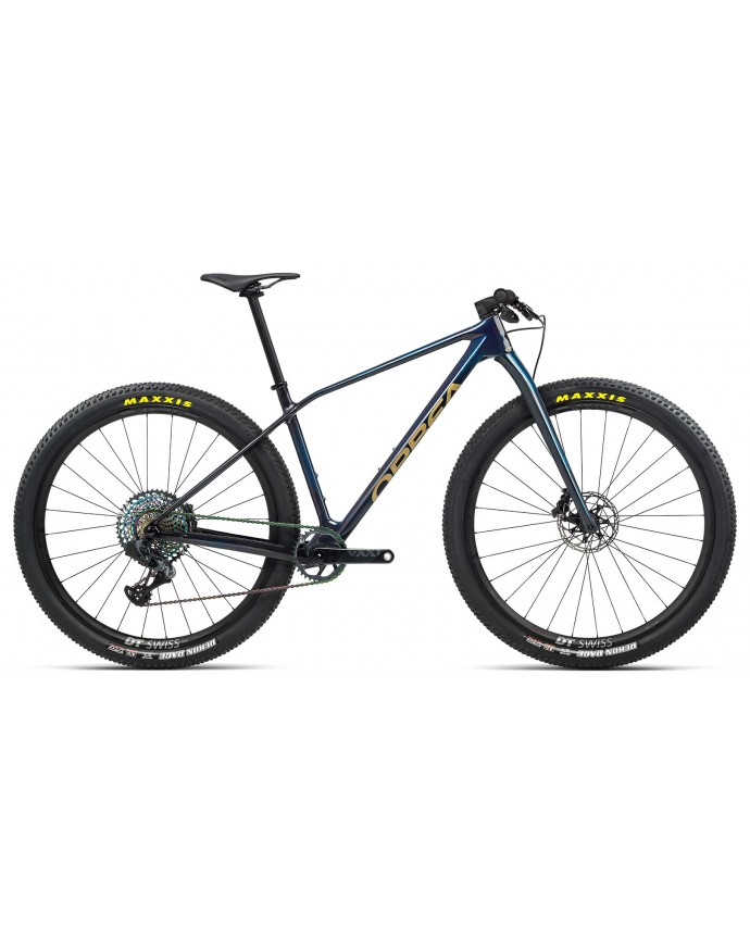 Orbea Alma M LTD Blue Carbon/Golden
