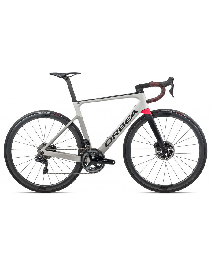 Orbea Orca M10iLTD Grey/Gloss Red