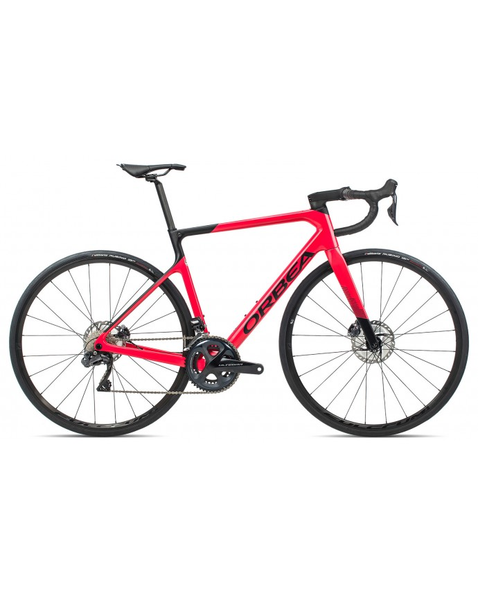 Orbea Orca M20iTEAM Gloss Coral/Matt Black