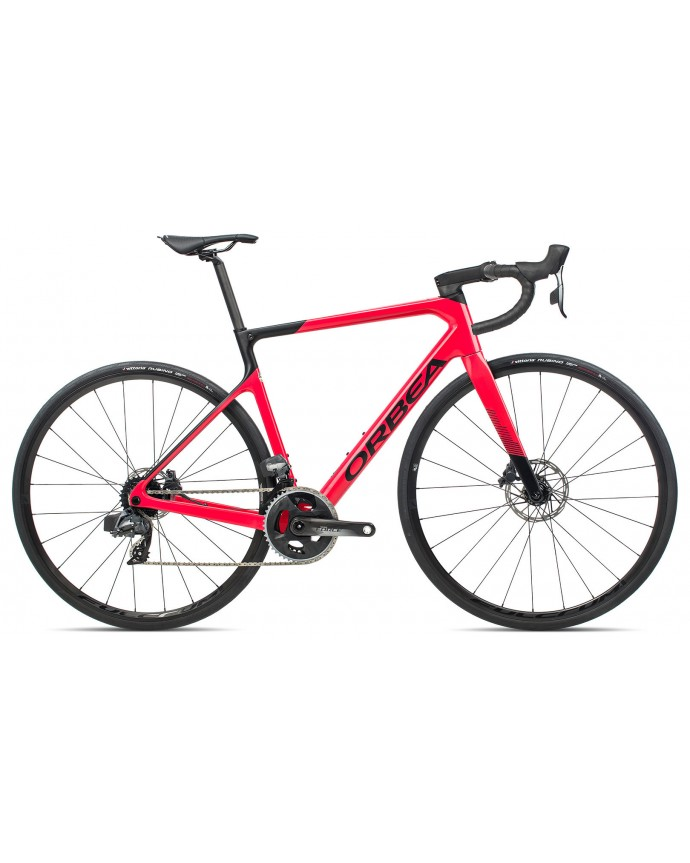 Orbea Orca M21eTEAM Gloss Coral/Matt Black