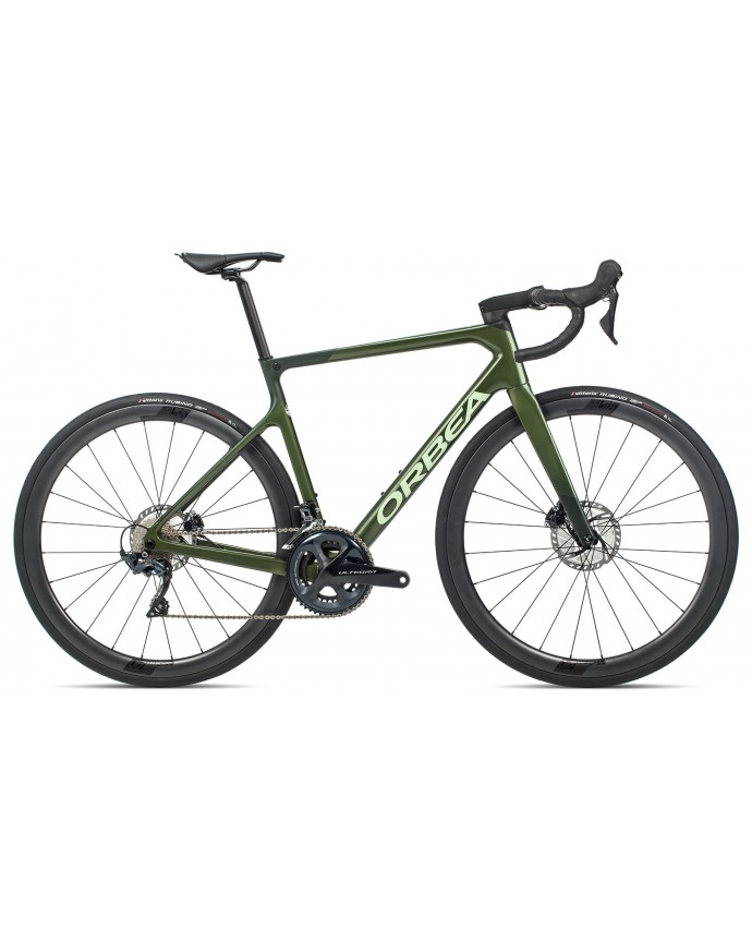 Orbea Orca M25TEAM Military Green/Dark Green