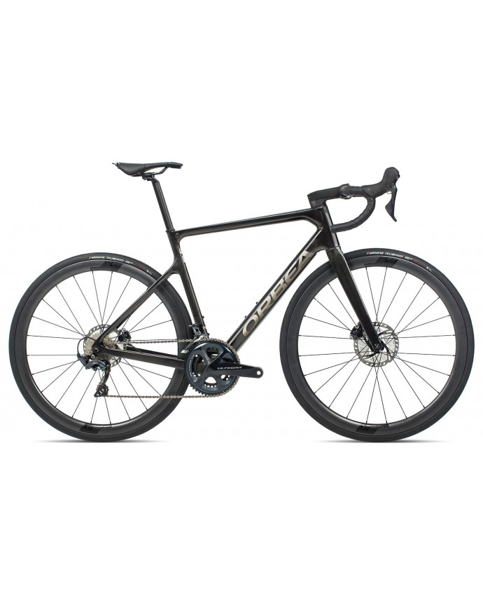 Orbea Orca M25TEAM Raw Carbon/Bright Titanium