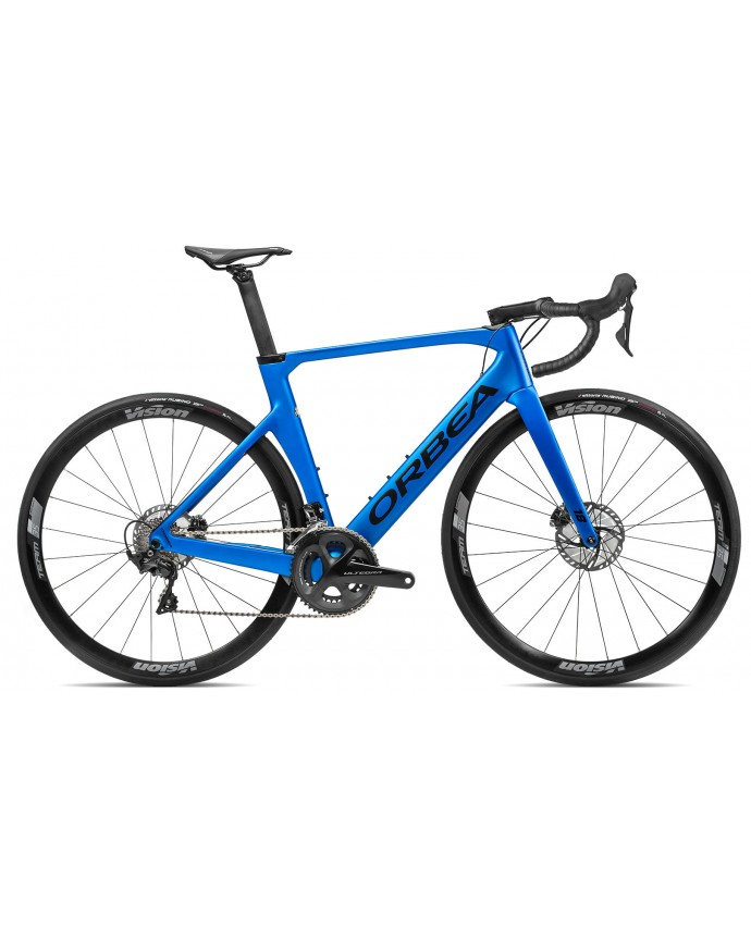 Orbea Orca Aero M20TEAM Matt Sensation Blue/Gloss Black