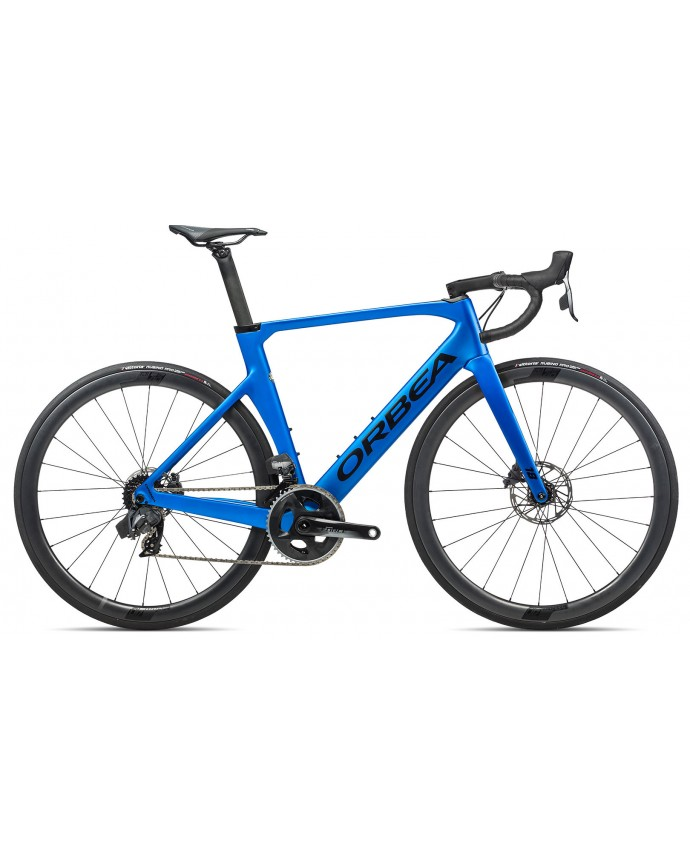 Orbea Orca Aero M21e TEAM Matt Sensation Blue/Gloss Black