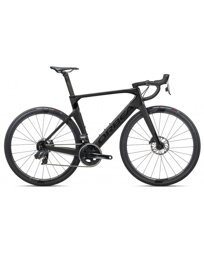 Orbea Orca Aero M21e TEAM Matt/Gloss Black