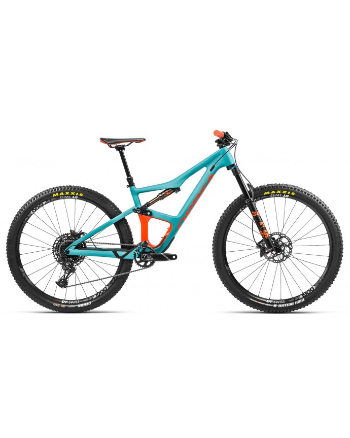 Orbea Occam M30 EAGLE Matt Blue/Gloss Orange