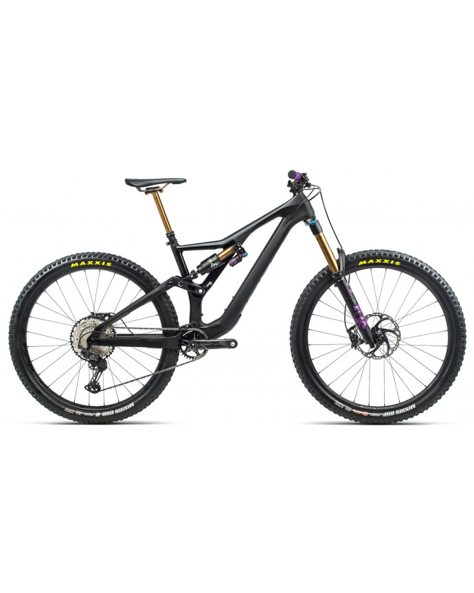 Orbea Rallon M TEAM Matt Black Purple/Black Gloss