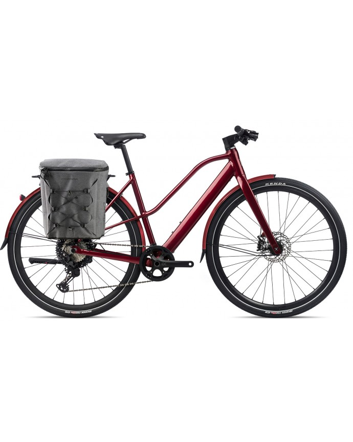 Orbea Vibe MID H10 EQ Metallic Dark Red