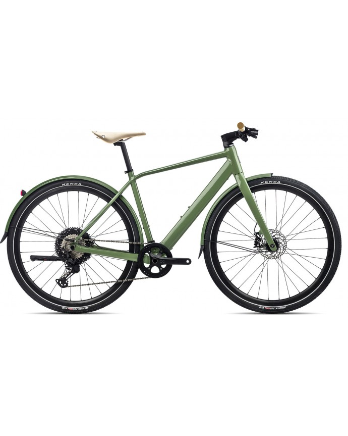 Orbea Vibe H10 MUD Gloss Urban Green