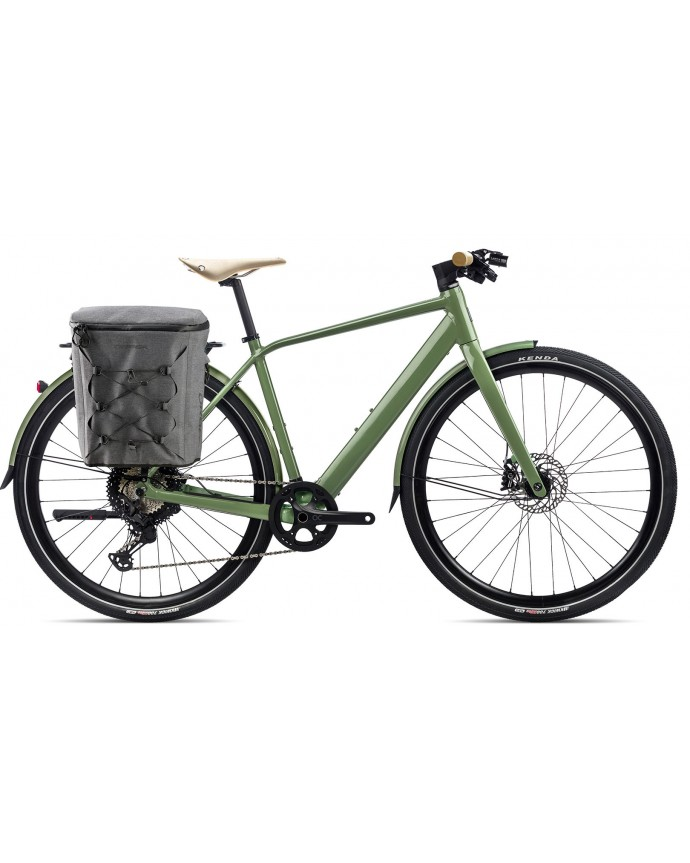 Orbea Vibe H10 EQ Gloss Urban Green