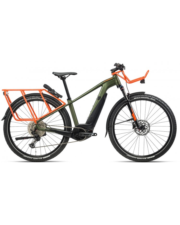 Orbea Keram SUV 20 Matt Military Green/Gloss Orange