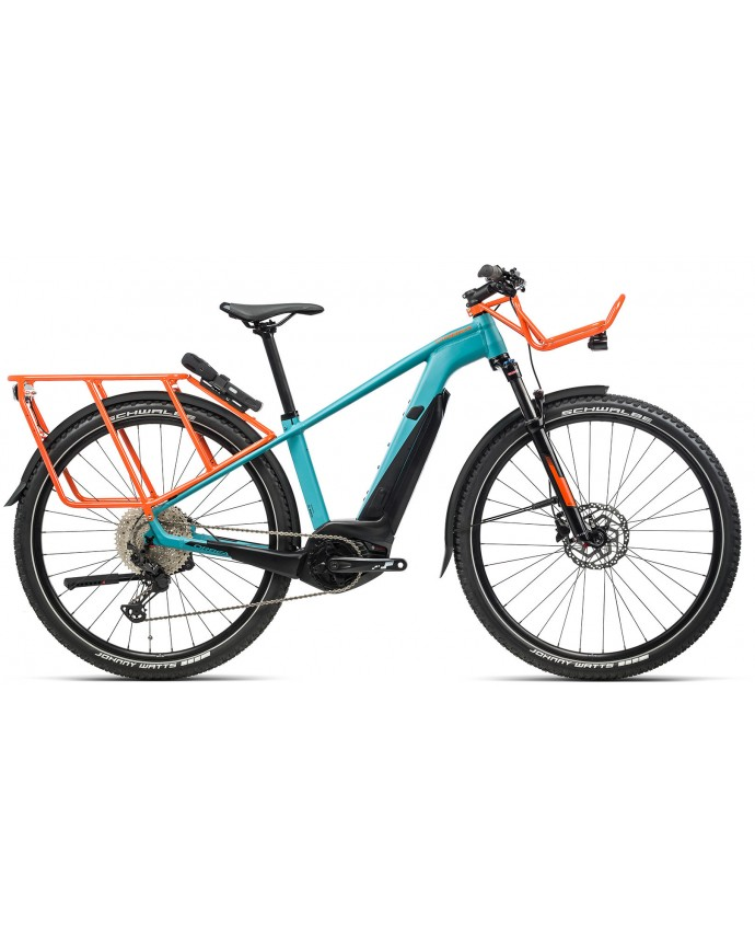 Orbea Keram SUV 20 Matt Blue/Gloss Orange
