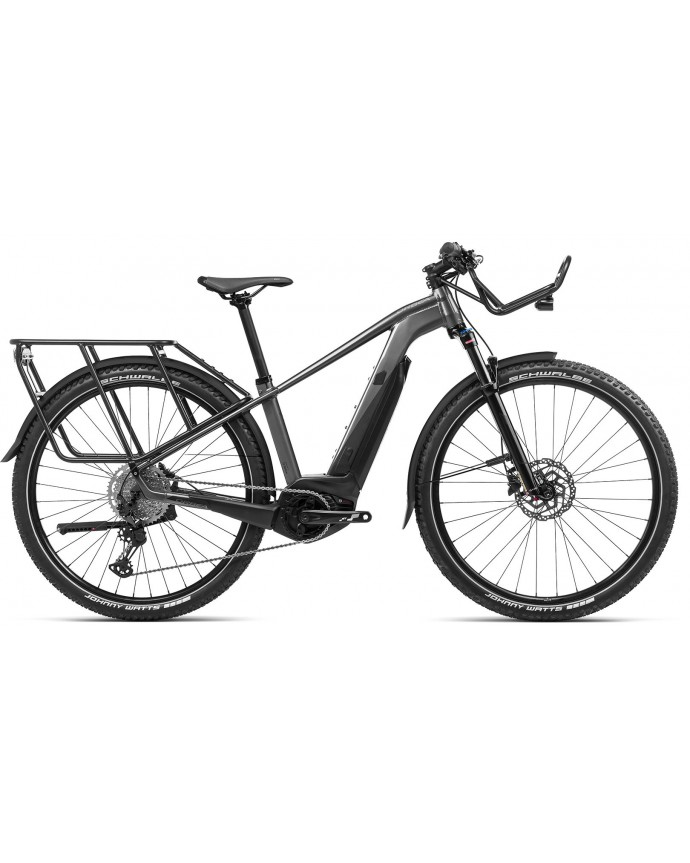 Orbea Keram SUV 20 Gloss Speed Silver/Matt Black