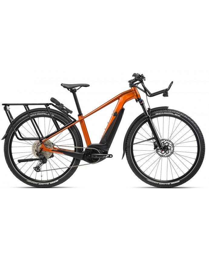 Orbea Keram SUV 20 Gloss Candy Orange/Matt Black