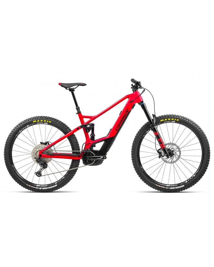 Orbea Wild Fs H20 Gloss Red/Matt Black