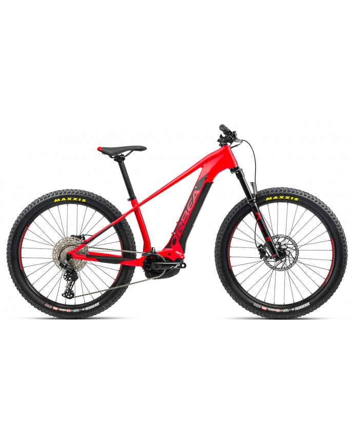Orbea Wild HT 30 27 Gloss Red/Matt Black