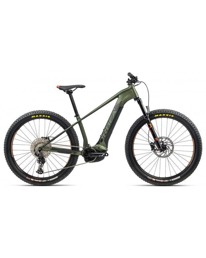 Orbea Wild HT 30 27 Matt Green/Black