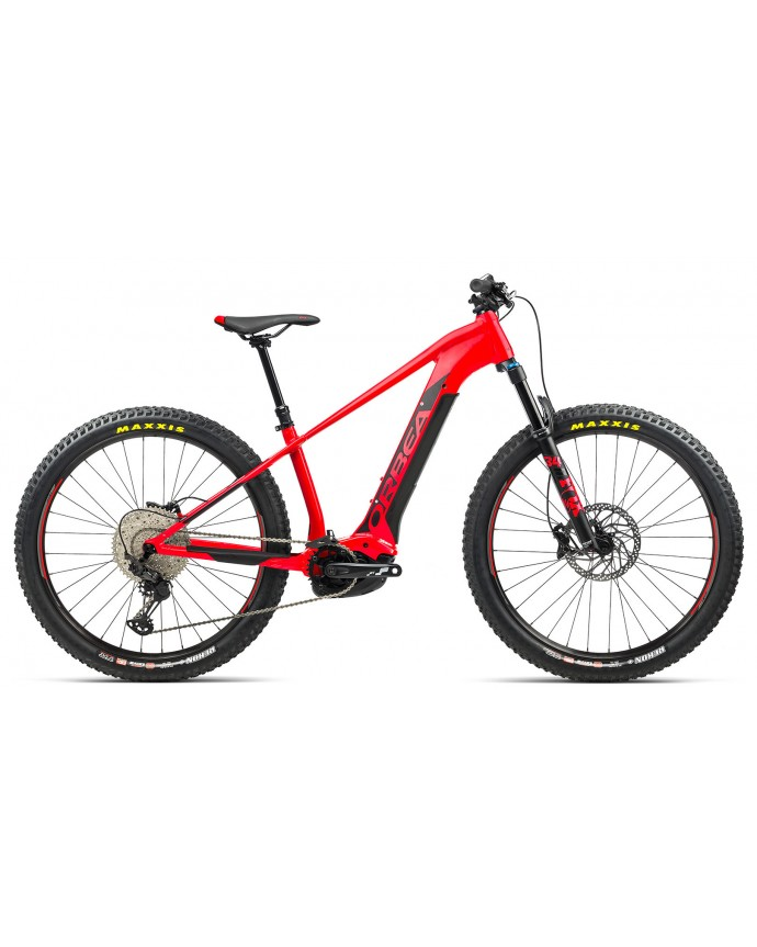 Orbea Wild HT 20 27 Gloss Red/Matt Black