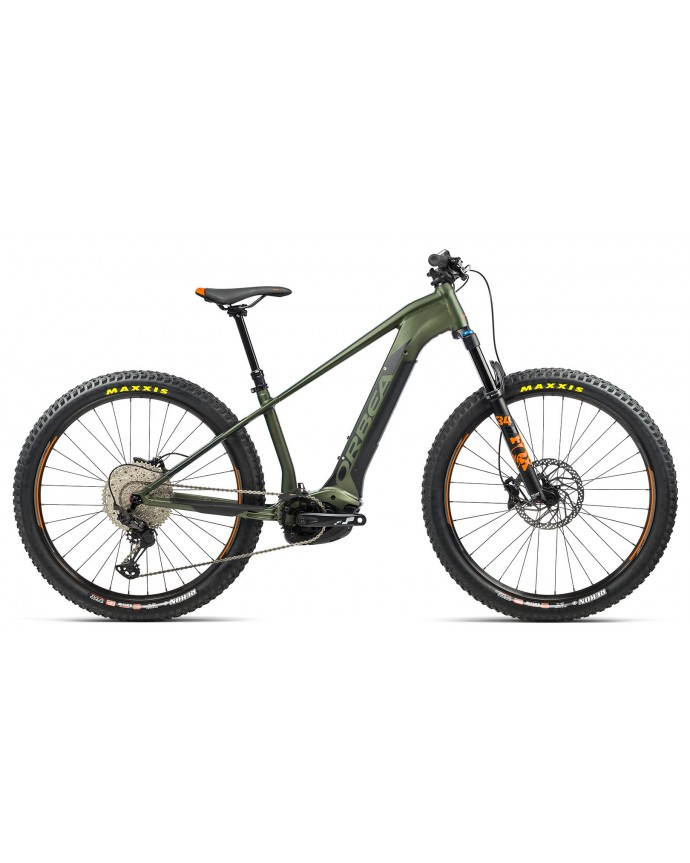 Orbea Wild HT 20 27 Matt Green/Black
