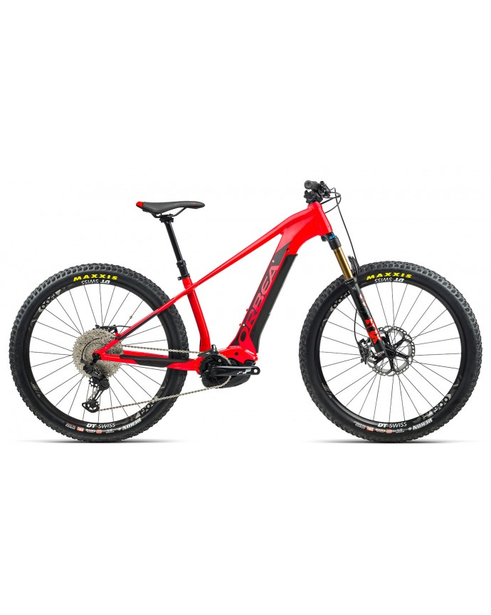 Orbea Wild HT 10 27 Gloss Red/Matt Black