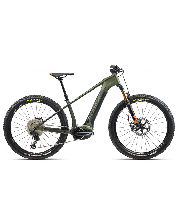 Orbea Wild HT 10 27 Matt Green/Black