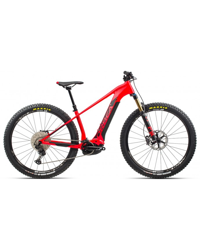 Orbea Wild HT 10 29 Gloss Red/Matt Black