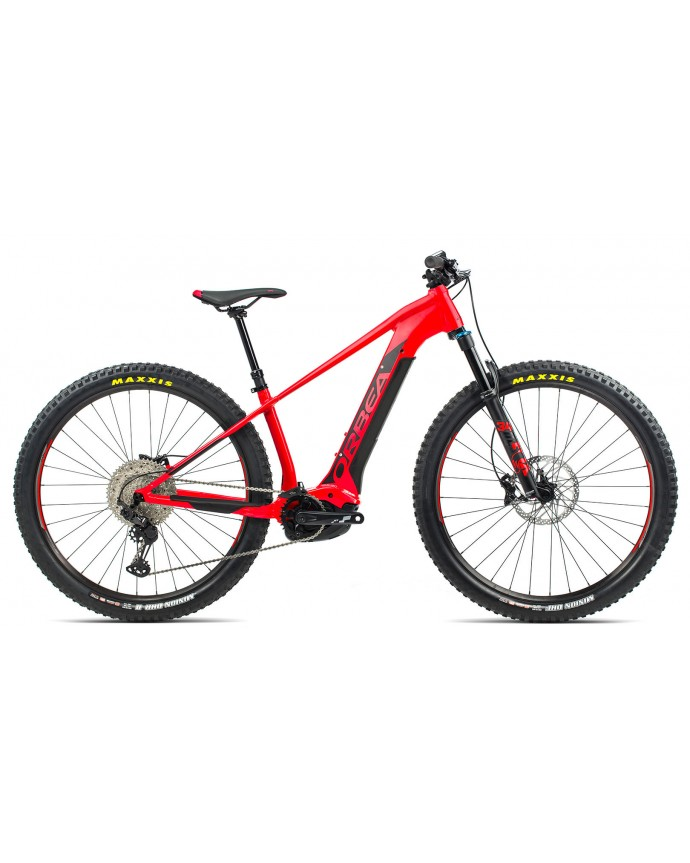 Orbea Wild HT 20 29 Gloss Red/Matt Black