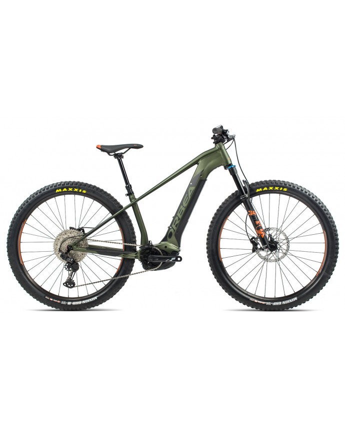 Orbea Wild HT 20 29 Matt Green/Black