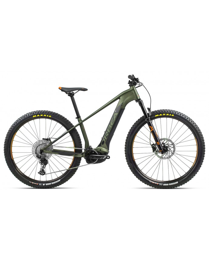 Orbea Wild HT 30 29 Matt Green/Black