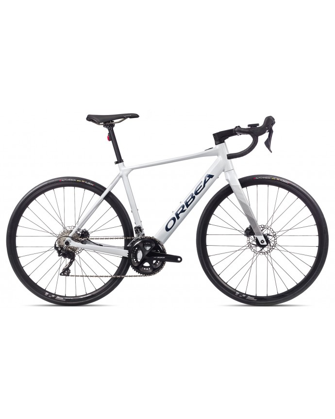 Orbea Gain D30 White/Gloss Grey