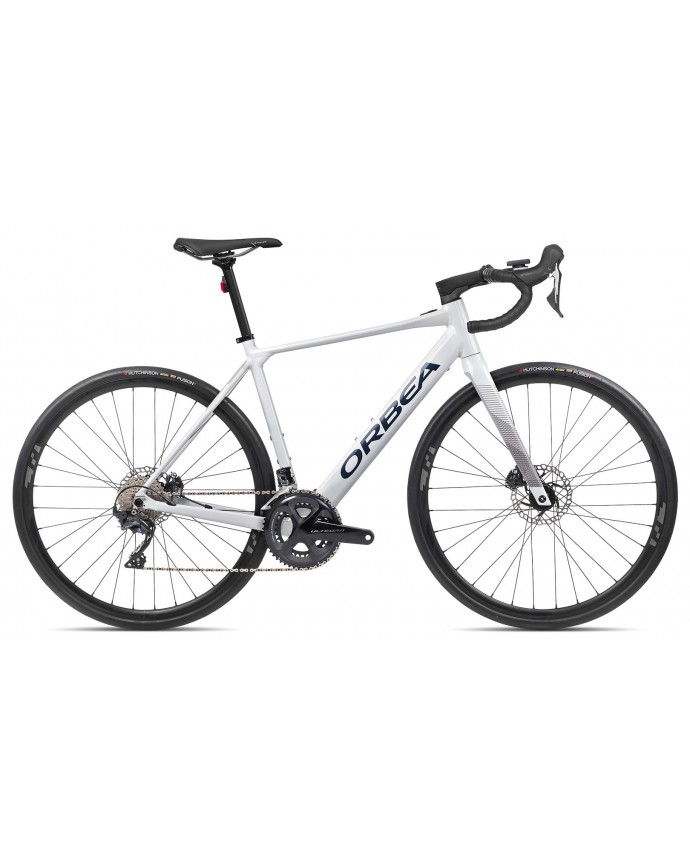 Orbea Gain D20 White/Gloss Grey