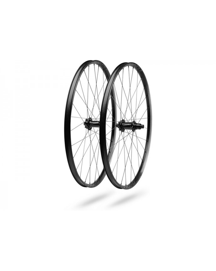 Control 29 148 Wheelset Roval Black/Charcoal