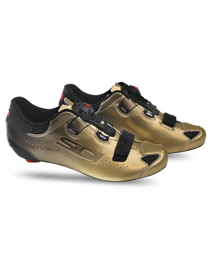 Sixty Limited Edition Shoes SIDI Black/Gold