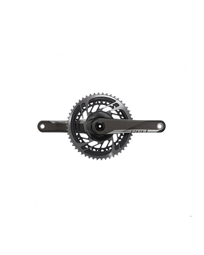 Sram Red D1 165mm 48x35 CrankSet/Chainring Without Cups Black