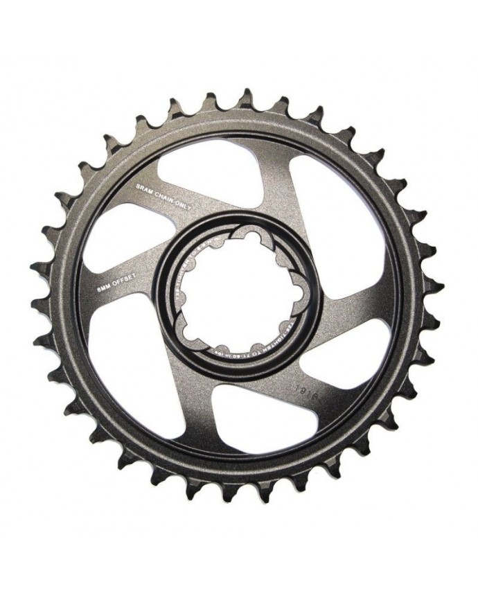 Chainring Sram Eagle X-Sync 34T Boost 3mm OffSet 12Sp Black