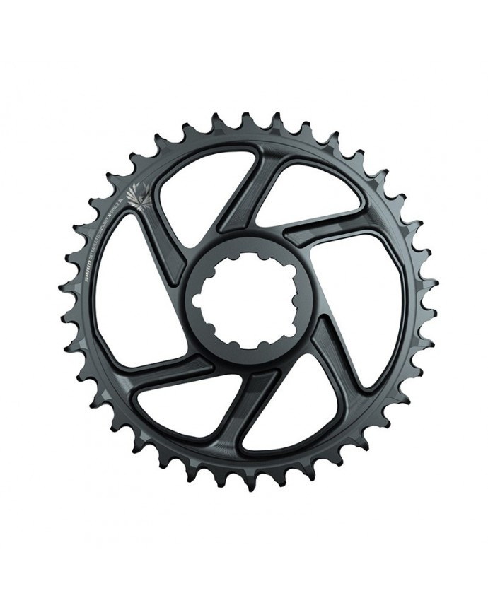 Chainring Sram X-Sync 2 Eagle 34T Direct Mount 3 mm OffSet Boost Grey Lunar (Finished as GX C1 Withnecting Rods)