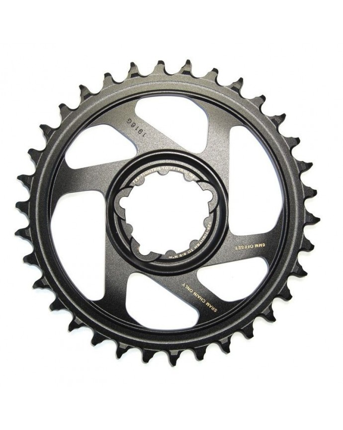 Chainring Sram XSync Eagle Boost Direct Mount 12Sp 36D 3mm Gold