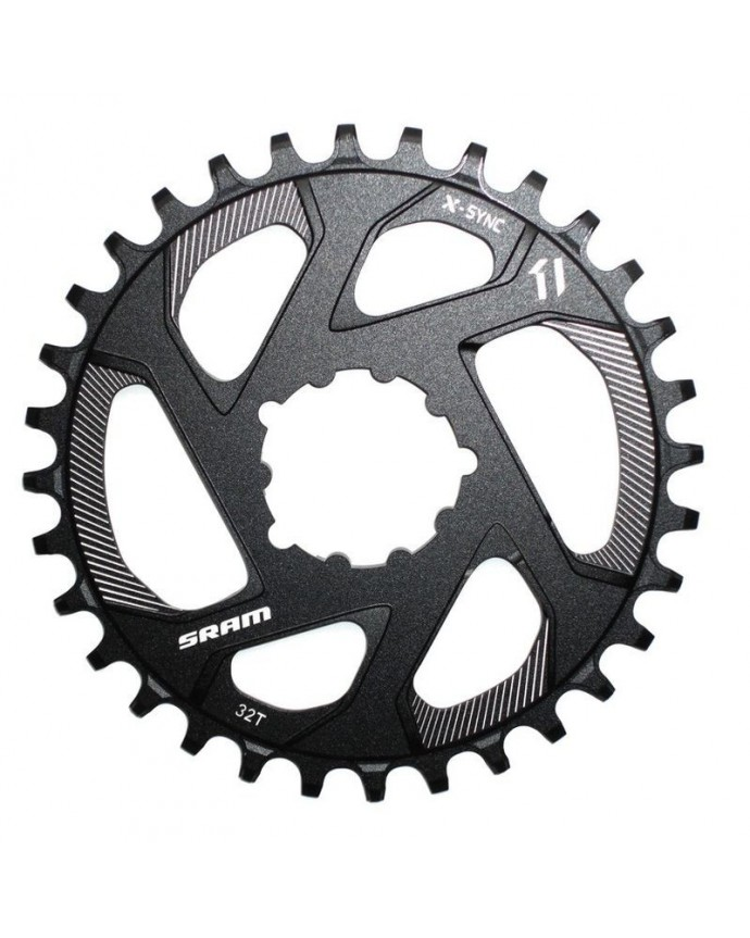 Chainring Sram X-Sync 11Sp 28 Teeth Direct Mount 6mm OffSet