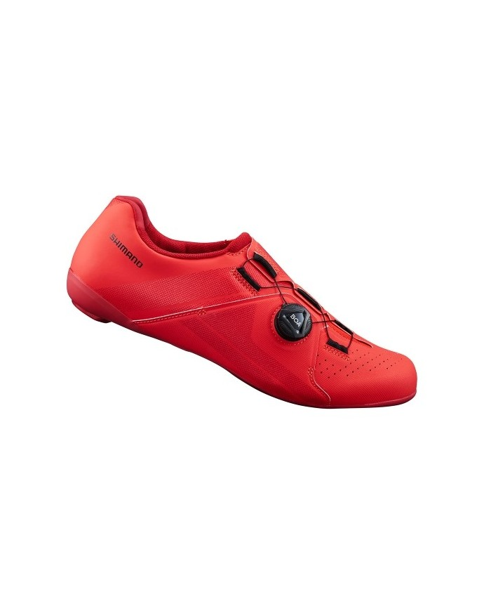 C. RC300 Shimano Road Shoes Man Red