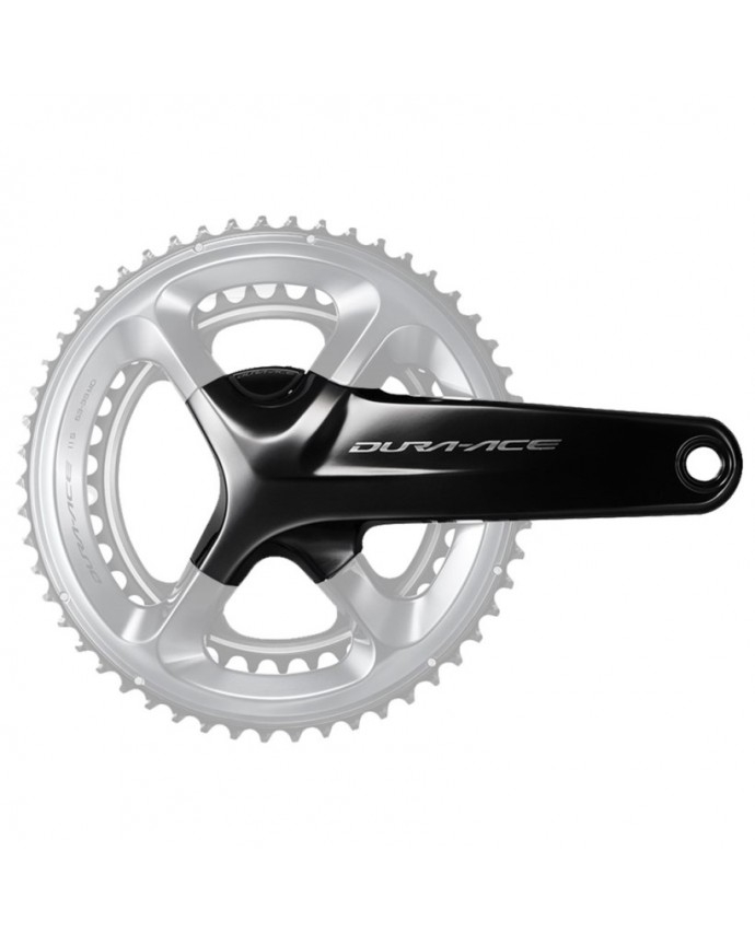 Crankset Dura Ace R9100 175 Dual Side Power Meter W/O Chainrings