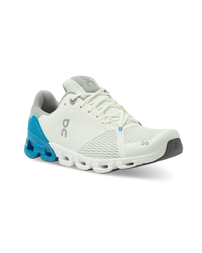 Cloudflyer Running Shoes On Man White/Blue