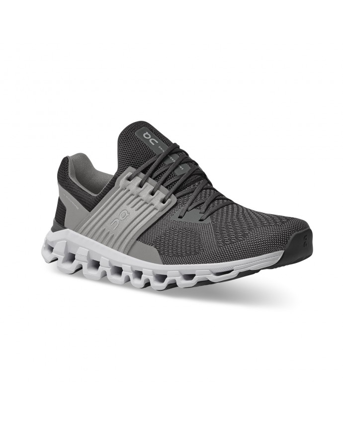 Cloudswift Running Shoes On Man Rock/Slate