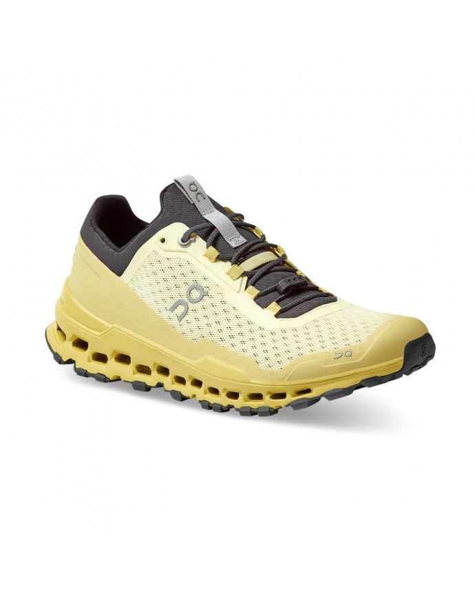 Cloudultra Running Shoes On Man Limelight/Eclipse