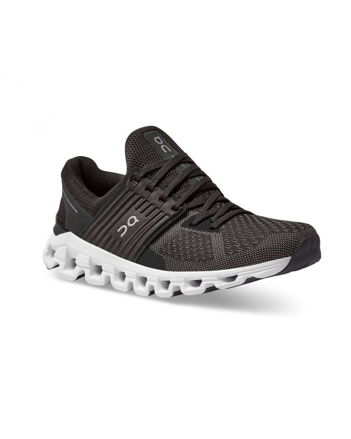 Cloudswift Running Shoes ON Woman Black/Rock 2021